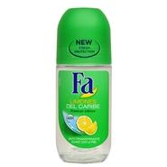 Desodorante Roll-On Limones del Caribe de Fa
