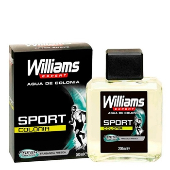 Williams AGUA DE COLONIA SPORT 200 ml