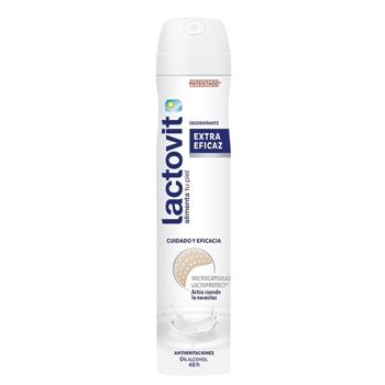 Desodorante Extra Eficaz de Lactovit