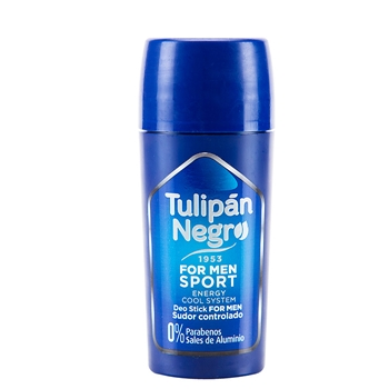 For Men Sport Desodorante Stick de Tulipán Negro