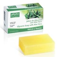 Jabón de Gliceria Aloe Vera de Phyto Nature