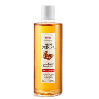 Phyto Nature Rhum Quinina Anticaída 500 ml