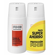 Desodorante Body Spray Adrenaline Duplo de AXE
