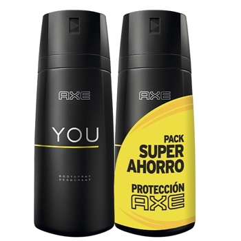Desodorante Body Spray You Duplo de AXE