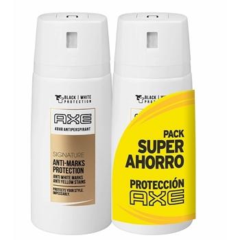 Desodorante Signature Anti-Marks Protection Duplo de AXE