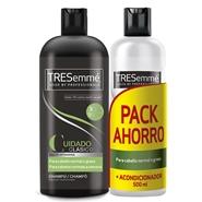 Pack Ahorro Cuidado Clásico de TRESEMMÉ