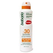 Spray Protector Invisible SPF30 de Babaria