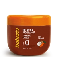 Gelatina Bronceadora Coco y Zanahoria de Babaria