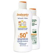Infantil Leche Protectora SPF50+ de Babaria