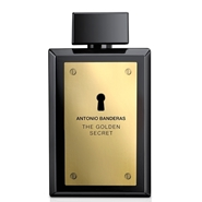The Golden Secret For Men EDT de Antonio Banderas