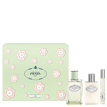 Prada Infusion d'Iris Estuche 100 ml Vaporizador + 10 ml + Body Lotion 100 ml
