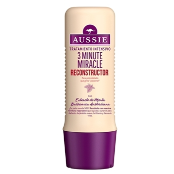 Aussie 3 MINUTE MIRACLE RECONSTRUCTOR TRATAMIENTO INTENSIVO 75 ml