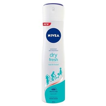 Dry Fresh Desodorante 48H Spray de NIVEA