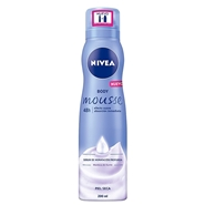 Body Mousse Smooth de NIVEA