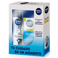 Active Energy Crema Facial Revitalizante Estuche de NIVEA MEN
