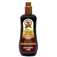 Accelerator Dark Tanning Spray Gel de Australian Gold