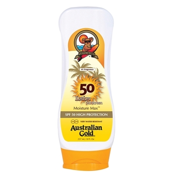 Lotion Suncreen SPF50 de Australian Gold