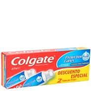 Protection Caries Dentífrico Duplo de Colgate