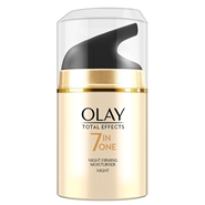 Total Effects Crema Reafirmante de Noche de Olay