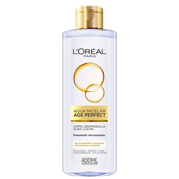 L'Oréal Age Perfect Agua Micelar 400 ml