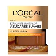 Azúcares Suaves Exfoliante Iluminador de L'Oréal