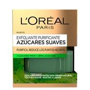 Azúcares Suaves Exfoliante Purificante de L'Oréal
