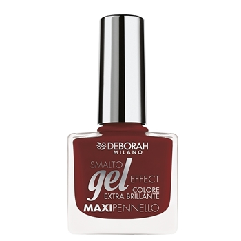 DEBORAH Gel Effect Nail Esmalte de Uñas Nº 111 Pomegranate Juice