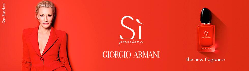 Armani, perfumes, colonias, fragancias online. Comprar al mejor precio en Paco Perfumerías
