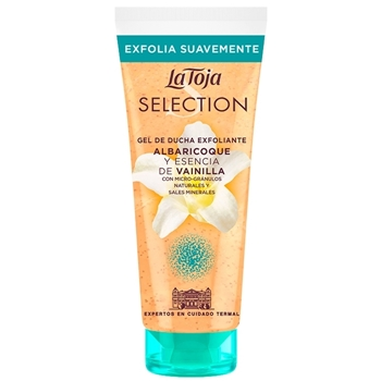 Gel de Ducha Exfoliante Selection de La Toja