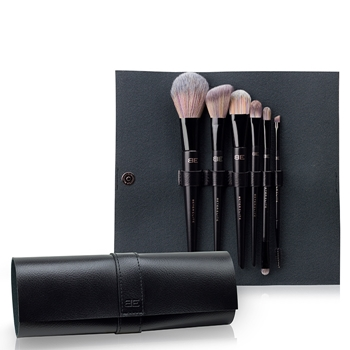 Beter Kit Make Up Brochas y Pinceles 6 Unidades + Estuche