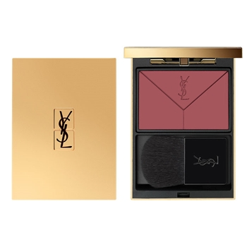 Yves Saint Laurent Couture Blush Nº 10 Plum Smoking