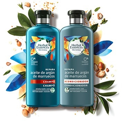 HERBAL ESSENCES // Comprar Productos Online Baratos