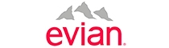 Imagen de marca de Evian