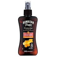 Protective Dry Spray Oil SPF8 de Hawaiian Tropic
