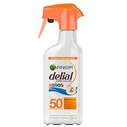 Niños Spray Hidratante Protector SPF50 de Delial