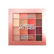 Cherry My Cheri Mega Palette de L'Oréal