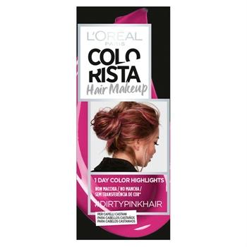 Colorista Hair Makeup Dirty Pink Hair de Colorista