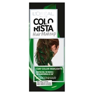 Colorista Hair Makeup Green Hair de Colorista