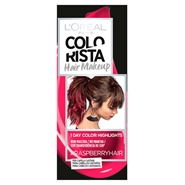 Colorista Hair Makeup Raspberry Hair de Colorista