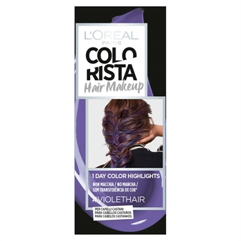 Colorista Hair Makeup Violeta Hair de Colorista
