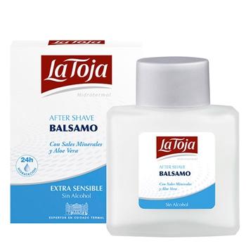After Shave Bálsamo Extra Sensible de La Toja