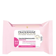 Toallitas Desmaquillantes Hidratantes de Diadermine