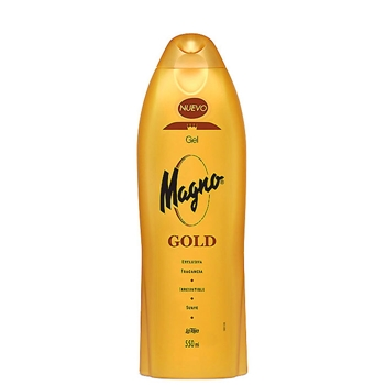 Magno Gold Gel Ducha 550 ml