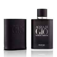 REGALO FUNDA NEGRA ACQUA DI GIO 100 ml de Armani