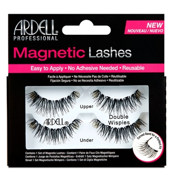 Ardell Pestañas Postizas Magnéticas Lashes Nº Double Wispies Black
