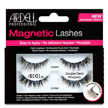 Ardell Pestañas Postizas Magnéticas Lashes Nº Double Demi Wispies