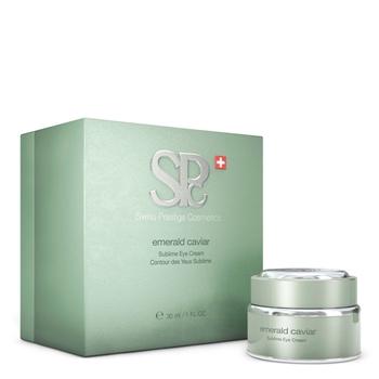 Emerlad Caviar Sublime Eye Cream de SPC Swiss Prestige Cosmetics