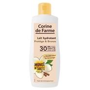 Leche Hidratante Protege&Broncea SPF30 de Corine de Farme