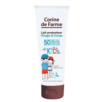 Leche Protectora Niños SPF50 de Corine de Farme