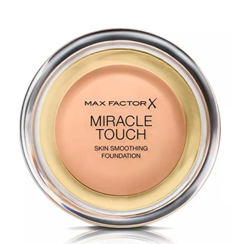 Maquillaje Miracle Touch Liquid Illusion de Max Factor